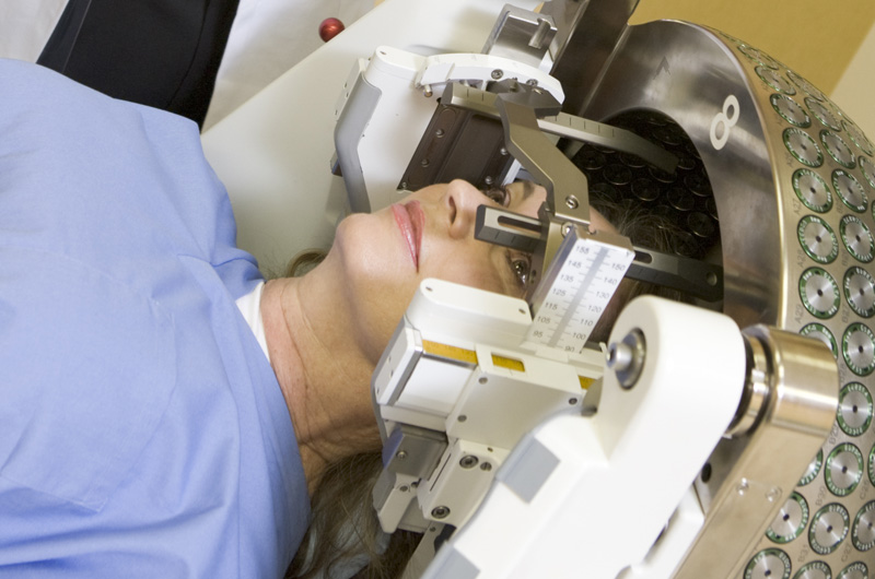 Методы лечения раковых заболеваний: Лучевая терапия