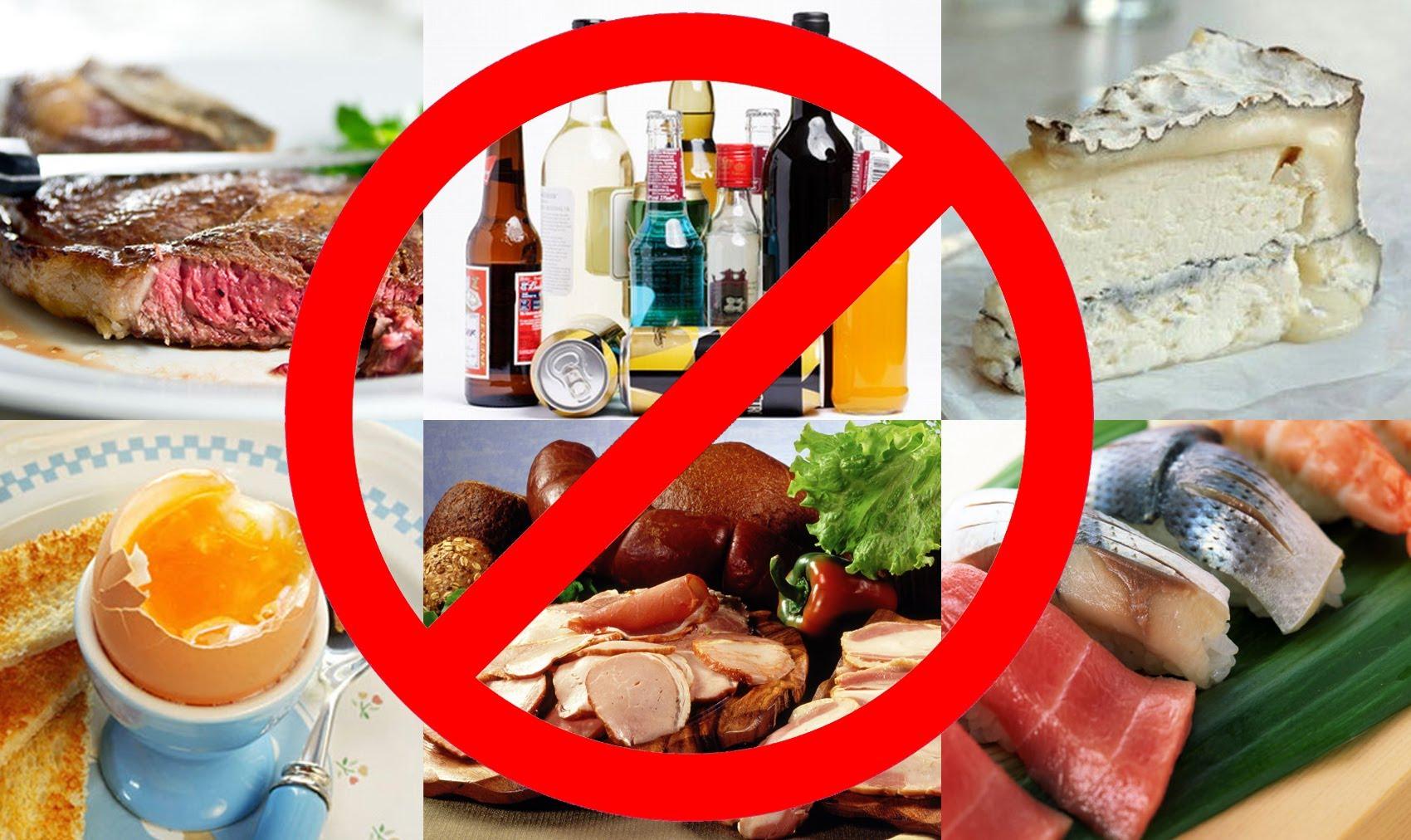 Рацион и режим питания при раке легких от А до Я
