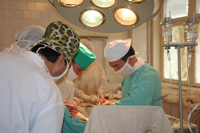 Рак желудка: проведение операции и прогнозы