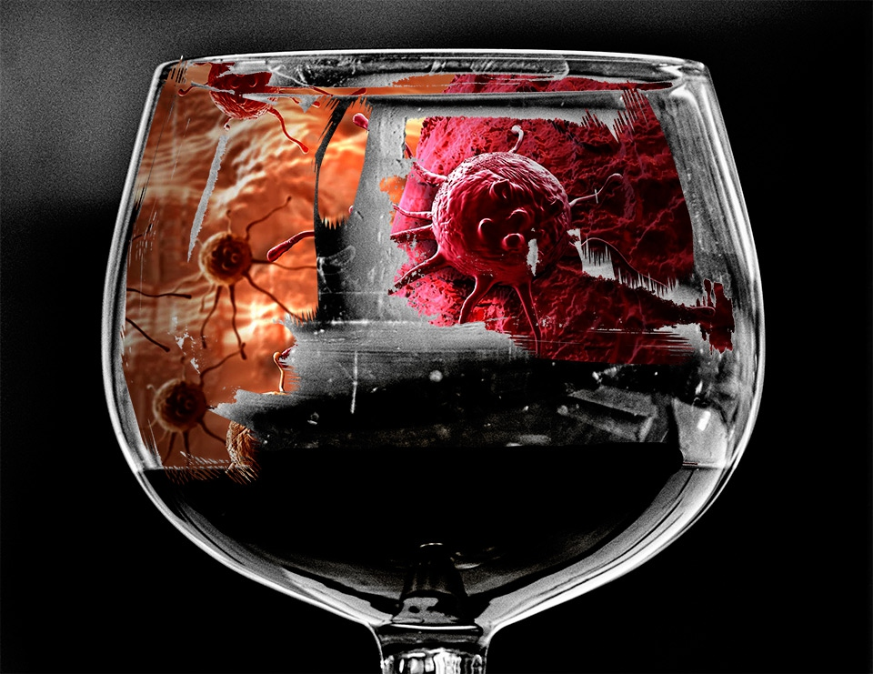Рак и алкоголь: связь онкологии и алкоголя, спиртное при раке